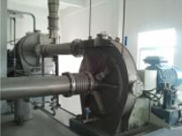 蒸发结晶展区——瑞升华MVR蒸发器
