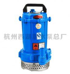 杭州西湖潜水泵总厂:QDX型单相潜水泵