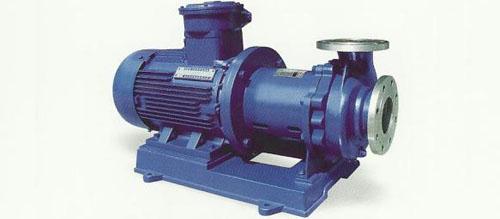不锈钢磁力泵与传统铁质泵相比较的优势
