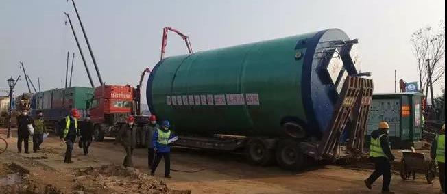 """面对中国抗疫真相之一,中琢智慧是如何支援武汉火神山医院排水系统""""主动脉""""?"""
