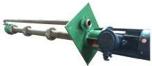 浅谈长轴液下泵安装注意事项