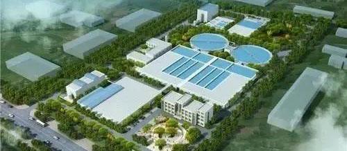 仅用43天!嘉兴市南湖工业污水处理公司正式成立